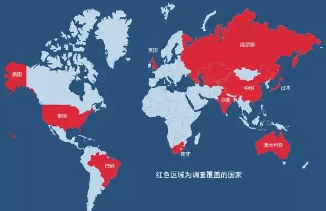 中国国家形象全球调查报告2014图片