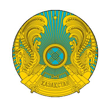 哈萨克斯坦国徽图片
