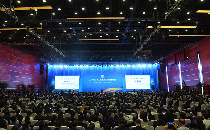 北京国际合作高峰论坛感怀(原创) - 清江石 - 姚学银的博客