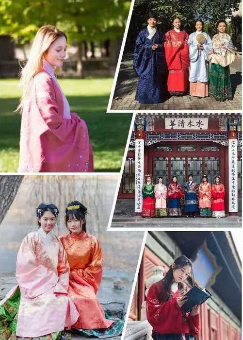 汉服——传统与现代交织的自我表达